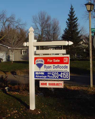 Yard / Site Sign